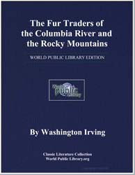 The Fur Traders of the Columbia River an... by Irving, Washington