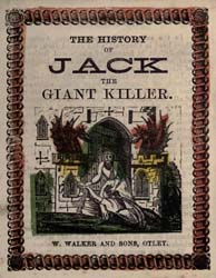 The History of Jack the Giant Killer by
