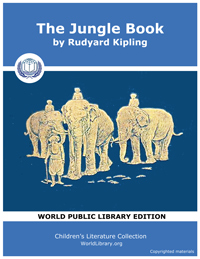 The Jungle Book by Kipling, Rudyard