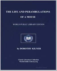 The Life and Perambulations of a Mouse by Kilner, Dorothy