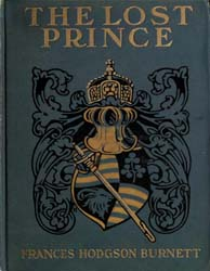The Lost Prince by Burnett, Frances Hodgson