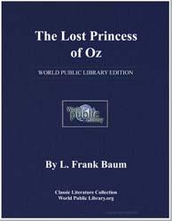 The Lost Princess of Oz by Baum, Lyman Frank