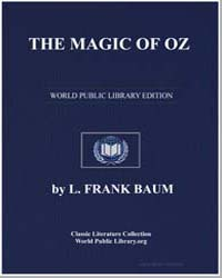 The Magic of Oz by Baum, Lyman Frank