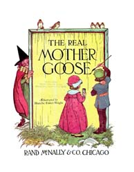 The Real Mother Goose by Wright, Blanche Fisher