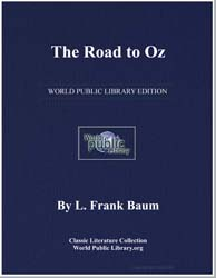 The Road to Oz by Baum, Lyman Frank