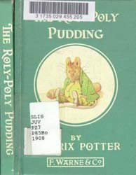 The Roly-Poly Pudding by Potter, Beatrix