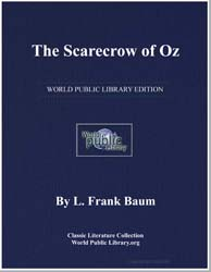 The Scarecrow of Oz by Baum, Lyman Frank