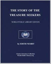 The Story of the Treasure Seekers by Nesbit, Edith