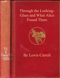 Through the Looking-Glass and What Alice... by Carroll, Lewis