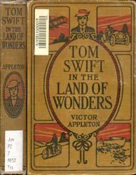 Tom Swift in the Land of Wonders by Appleton, Victor