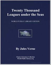 Twenty Thousand Leagues under the Seas by Verne, Jules