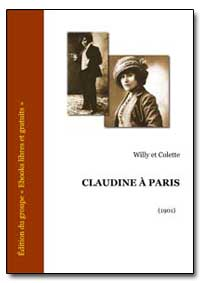 Claudine a Paris by Colette, Willy