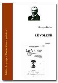 Le Voleur by Darien, Georges