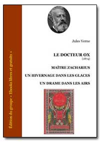 Le Docteur Ox by Verne, Jules
