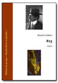 813 by Leblanc, Maurice