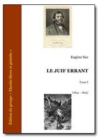 Le Juif Errant by Sue, Eugene