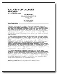 Iceland Coin Laundry by Environmental Protection Agency