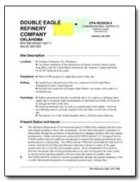 Double Eagle Refinery Company by Environmental Protection Agency