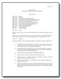 Chapter 1200-3-29 Light-Duty Motor Vehic... by Environmental Protection Agency