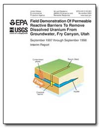 Field Demonstration of Permeable Reactiv... by Naftz, David L., Ph. D.