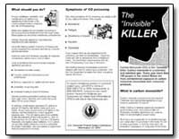 The Invisible Killer by Environmental Protection Agency