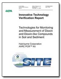 Innovative Technology Verification Repor... by Billets, Stephen