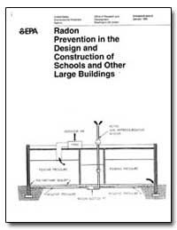 Radon Prevention in the Design and Const... by Leovic, Kelly W.