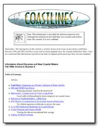 Coastlines by Environmental Protection Agency