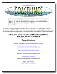 Information about Estuaries and Near Coa... by Könight, Mary