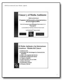 Cancer Y El Medio Ambiente by Environmental Protection Agency