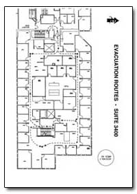 Evacuation Routes-Suite 3400 by Environmental Protection Agency
