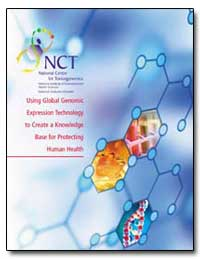 Using Global Genomic Expression Technolo... by Environmental Protection Agency