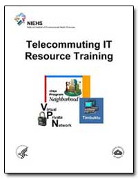 Telecommuting It Resource Training by Environmental Protection Agency