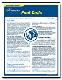 Fuel Cells by Environmental Protection Agency