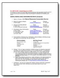 Fy 2003 Fgdc Annual Report to Omb by Clarke, Christine