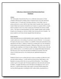 Yellowstone to Yukon Framework Data Demo... by Environmental Protection Agency