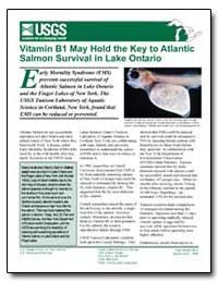 Vitamin B1 May Hold the Key to Atlantic ... by Environmental Protection Agency