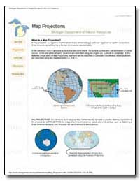 What Is a Map Projection by Environmental Protection Agency