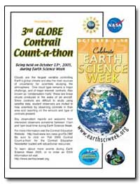 Presenting the 3Rd Globe Contrail Count-... by Environmental Protection Agency