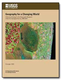 Geography for a Changing World by Environmental Protection Agency