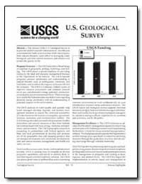 U.S. Geological Survey by Environmental Protection Agency