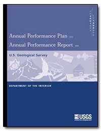Annual Performance Plan 2001 Annual Perf... by Environmental Protection Agency
