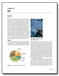 Chapter 42 Oil by Environmental Protection Agency