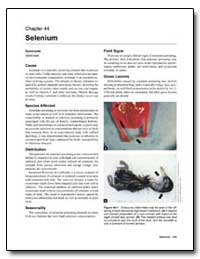 Selenium by Environmental Protection Agency