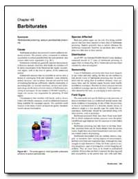 Barbiturates by Environmental Protection Agency