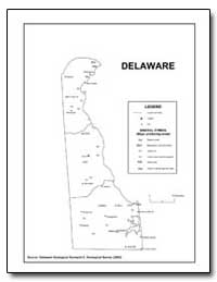 The Mineral Industry of Delaware by Environmental Protection Agency