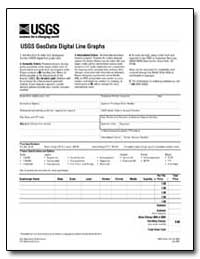 Usgs Geodata Digital Line Graphs by Environmental Protection Agency