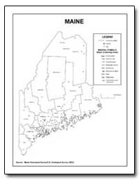The Mineral Industry of Maine by Environmental Protection Agency