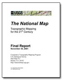 The National Map by Environmental Protection Agency