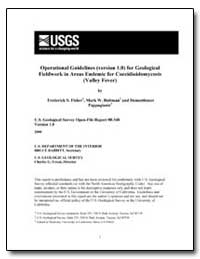 Operational Guidelines (Version 1.0) for... by Fisher, Frederick S.